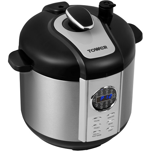 Tower T16005 6 Litre Pressure Cooker