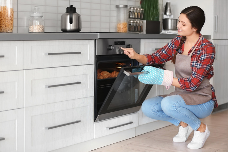 Type of Oven in the Cooker