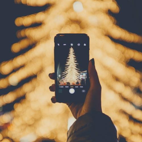 Social Media At Christmas