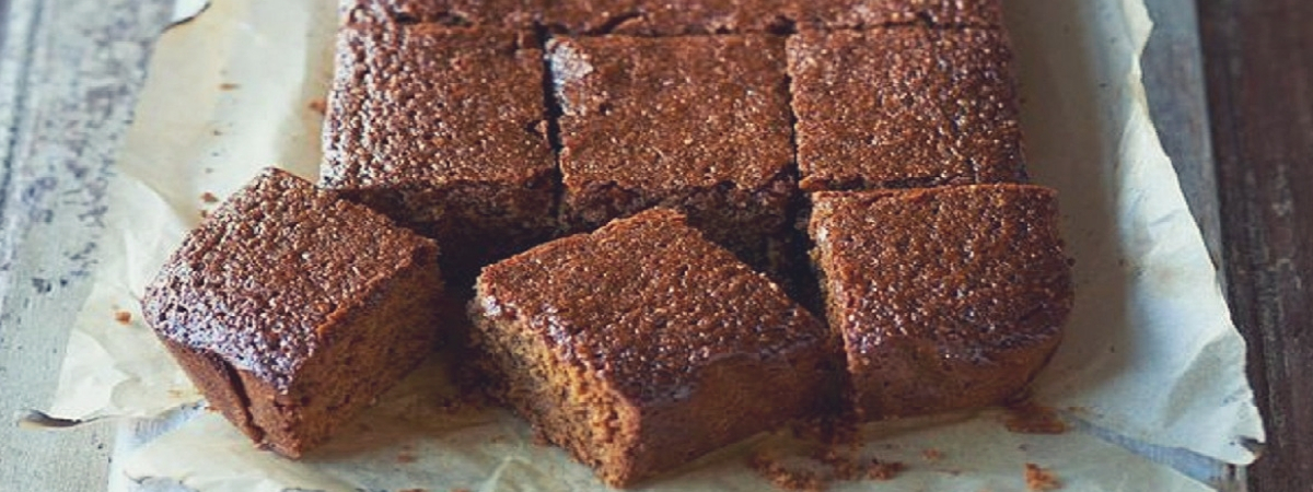 Parkin Ginger Cake Loaf Recipe