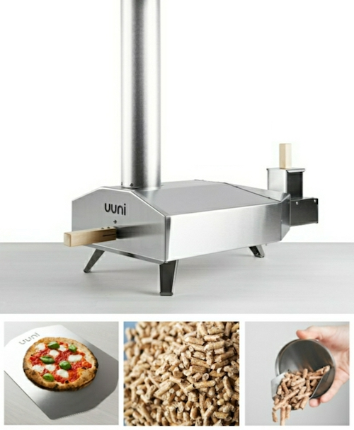 Uuni 3 Portable Wood Pellet Pizza Oven