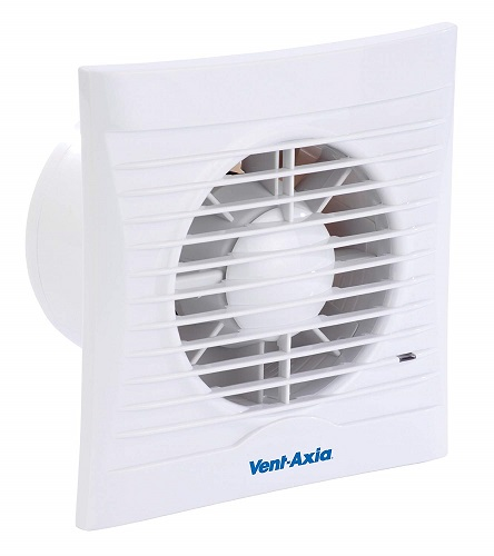 Vent-Axia SIL100T Extractor fan
