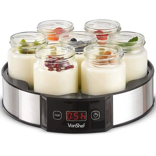 VonShef Digital Yoghurt Maker