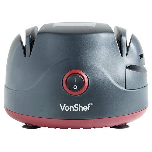 VonShef Electric Two Stage Knife Sharpener
