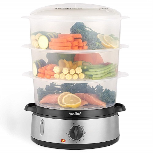 VonShef Food Steamer