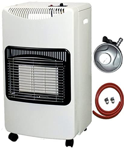 WHAT ABOUT GAS HEATING
