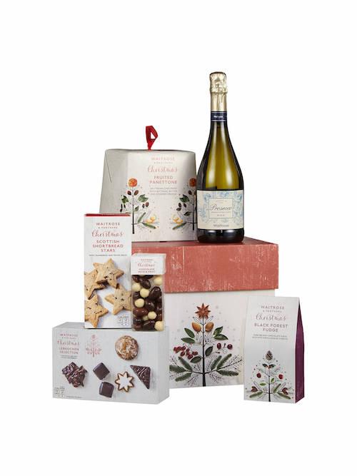 Waitrose & Partners Christmas Gift Box