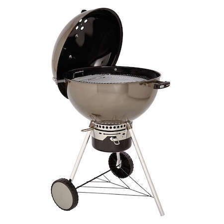 Weber Master-Touch Gourmet System Grate Charcoal BBQ