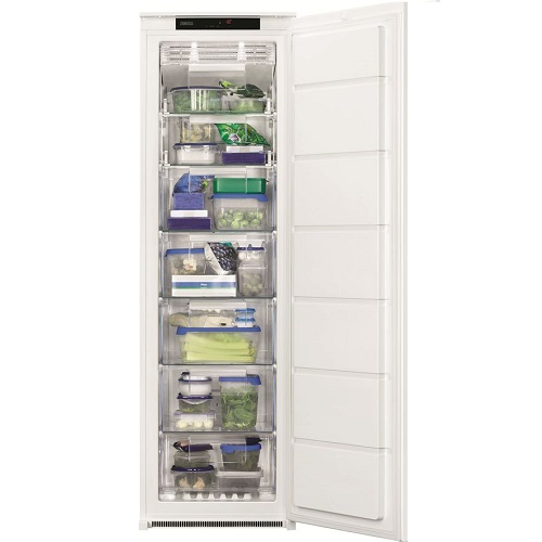 ZANUSSI ZBF22451SV Integrated Tall Freezer