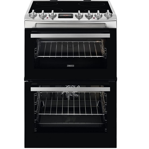 Zanussi ZCV69068XE Electric Ceramic Cooker