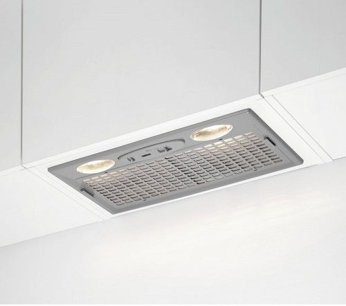 Zanussi ZHG51250GA Integrated Cooker Hood