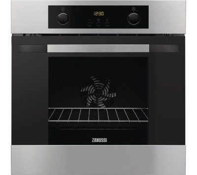 ZANUSSI ZOA35502XD Electric Oven Review