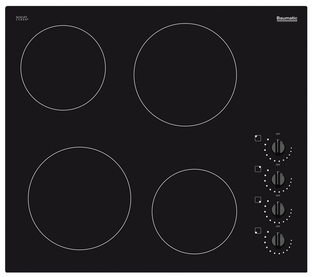 Baumatic BHC602 Electric Hob