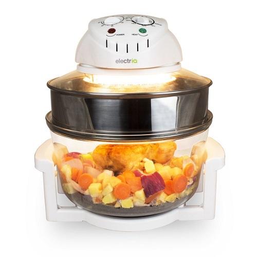 electriQ Premium Halogen Oven