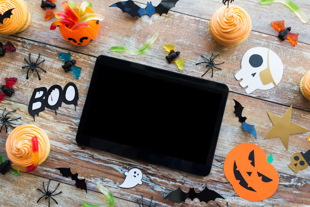 Simple Smart-Tech Scares to Spook Up your Halloween Party 1