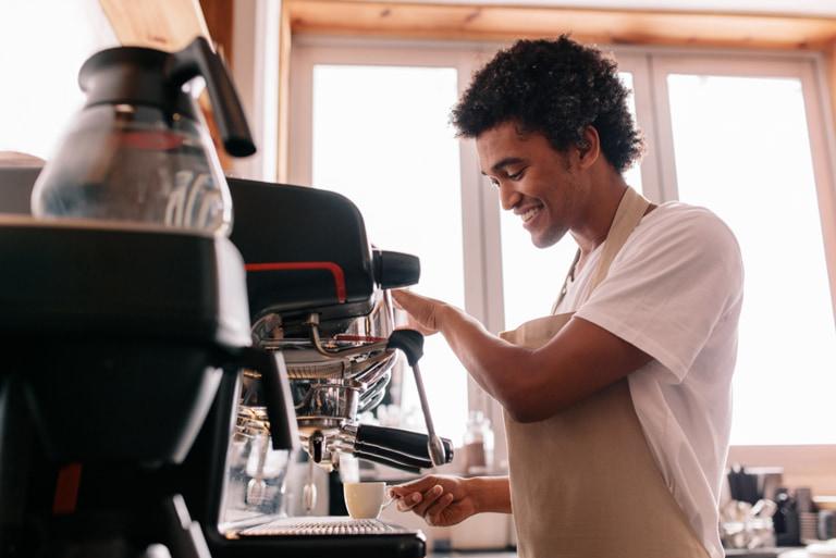 machine will still make coffee