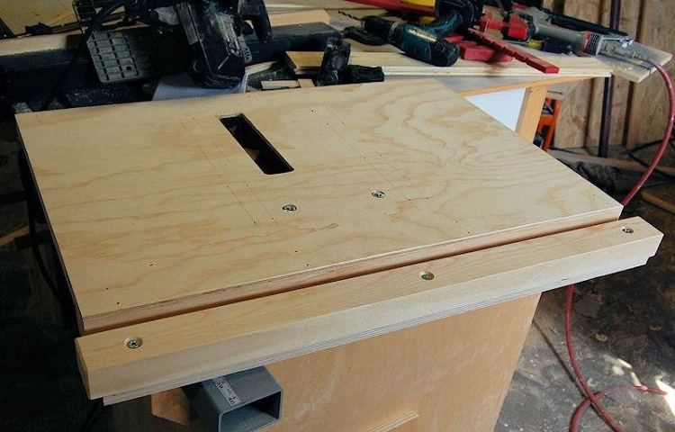 hole for circular saw