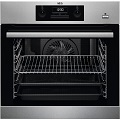 AEG BES351010M Built In Electric Single Oven