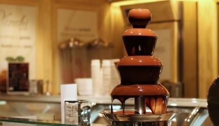 Chocolate Fountain Dip Ideas