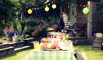 How to Get Summer Garden Party Ready