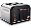 MORPHY RICHARDS Accents 242104 4-Slice Toaster