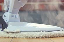 Steam vs Water: Why You Need A Steam Mop