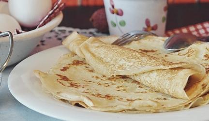 Three Alternative Savoury Pancake Ideas
